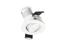 Faretti rotondi da incasso LED