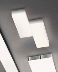 Igloo Led parete soffitto bianco